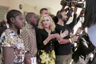 La trágica historia que quiere filmar Madonna