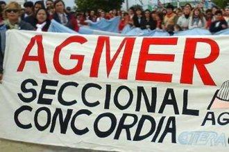 De cara al congreso, surgen nuevos conflictos en Agmer Concordia