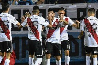 River ganó en Avellaneda y se encamina a hacia la Sudamericana