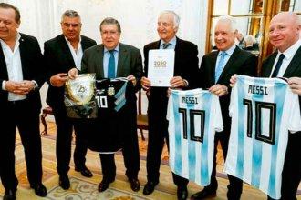 En el mundial 2030, Argentina tendrá la mayoría de las sedes