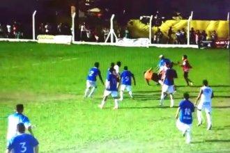 Un Régimen Penal para delitos en el fútbol más amplio, propone un diputado entrerriano