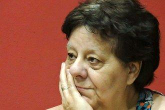 """Dolor por el fallecimiento de la militante que ayudaba """"en silencio"""""""