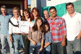 Diez familias accederán a una vivienda propia en General Campos