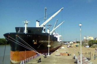 El transporte fluvio-marítimo del río Uruguay, protagonista de una jornada de promoción
