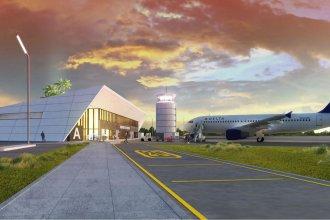 Con fondos árabes y chinos, avanza el proyecto del aeropuerto binacional