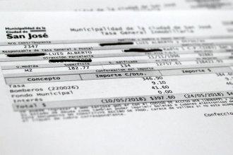 Las boletas municipales pueden consultarse e imprimirse desde internet