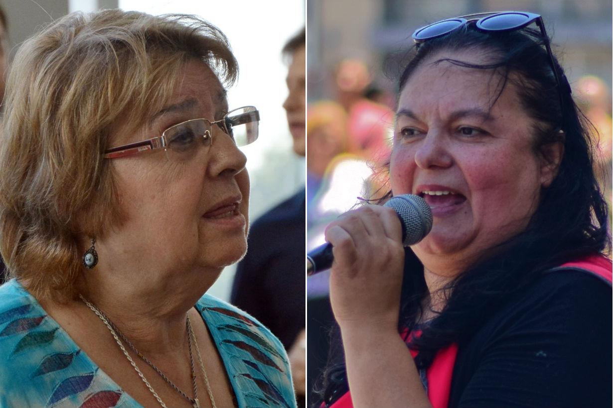 Polémica entre Marta Landó y Susana Cogno.