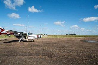 6 meses sin operaciones: el aeródromo de Gualeguaychú, cada vez peor