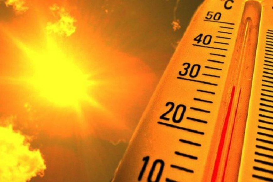 Informate cuál será la máxima — Sábado muy caluroso