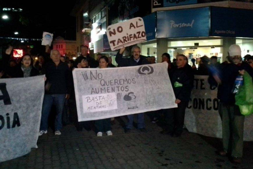 En Concordia habrá marcha de plaza a plaza.
