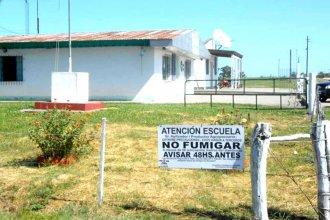 La Justicia prohibió fumigar a menos de 1.000 metros de las escuelas rurales en la provincia