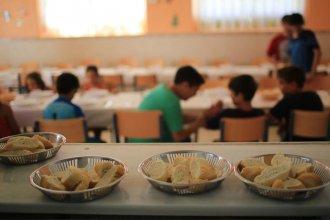 Habrá un nuevo incremento de partidas para comedores escolares