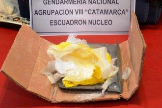 Encontraron droga en Catamarca que había sido enviada desde Entre Ríos