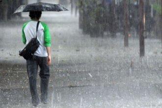 Alerta por tormentas fuertes para el norte entrerriano