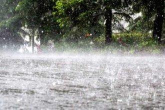 Gualeguaychú acumuló más de 80 milímetros de agua en pocas horas