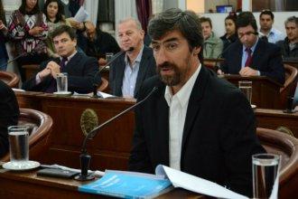 Giano explicó qué aprobó el Senado sobre los terrenos de Pampa Soler