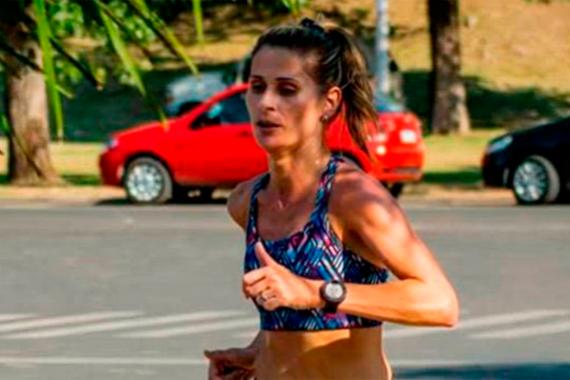 Maratonista entrerriana está grave tras salirse del recorrido de una carrera
