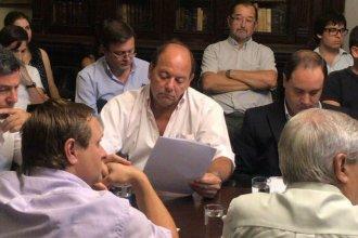 """Bahler pidió """"consensuar una propuesta para que Macri mejore la terrible situación"""""""