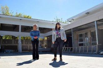 Dos unidades educativas se construyen en el departamento
