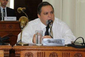"""""""Nadie busca censura por reclamar información"""", dice un concejal de Concordia"""