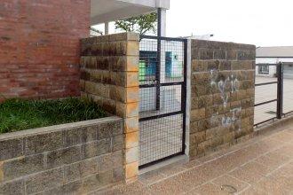 Saltó el muro que protege la escuela y le robó a una alumna