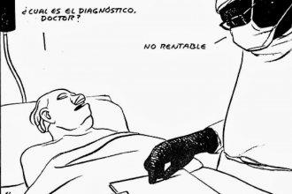 """Médico denunció """"maltratos"""" a pacientes en el sistema de salud"""