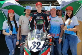 Grantón debuta en el Superbike de Brasil