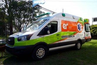 Tras ocho años sin renovar vehículos, Provincia adquirió 20 nuevas ambulancias