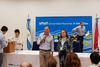 Andrés Sabella fue elegido como el nuevo rector de la UNER