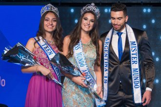 Bella entrerriana es la postulante argentina a Miss Mundo