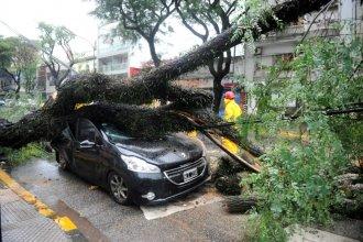 Meteorólogos advierten que podría haber intensos temporales en mayo