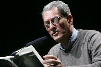 """""""Estamos hechos y habitados por otros, también por los libros que hemos leído"""""""