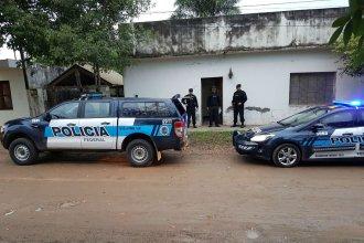 La Federal desarticuló punto de ventas de drogas en Chajarí