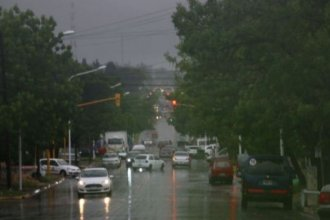 Las lluvias permanecerán en Entre Ríos hasta el domingo