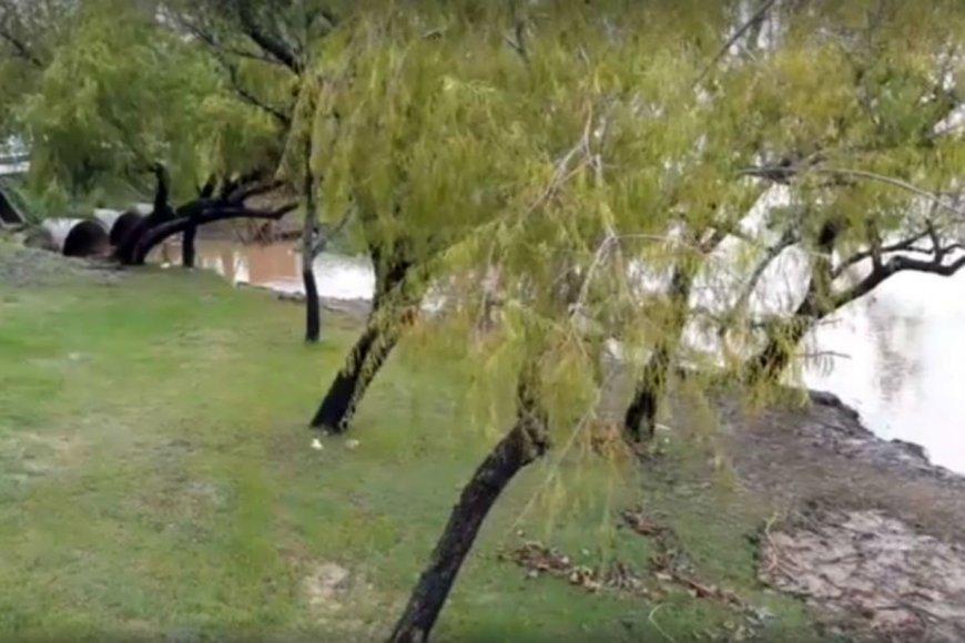 Las lluvias dejaron un muerto en Entre Ríos — Temporal y tragedia