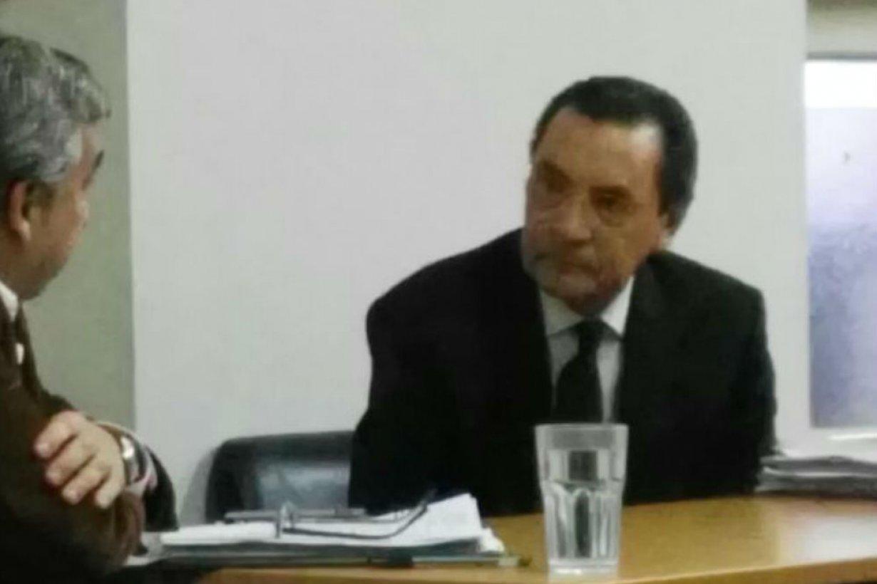 Jorge Romero, defensor de Julio y Marcelo Larrocca