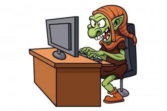 La orfandad de los trolls