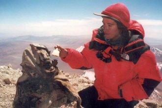 La arqueóloga de las altas montañas y los niños momia disertará en Concordia