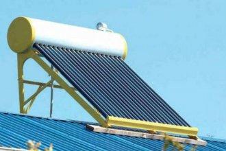 Fomentan la implementación de termotanques solares a través de créditos
