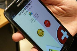 Empresas de remises y colectivos podrían contar con sistema de botón antipánico