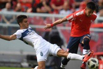 En tiempo de descuento, Gimnasia le robó la alegría a Independiente
