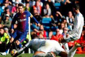 El gol de Messi no alcanzó para ganar el clásico