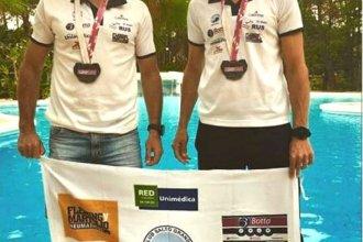 Los hermanos se van a competir a Hawai