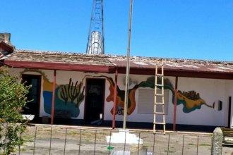 Piden colaboración para reparar el techo de la escuela