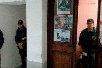 Trascienden datos del operativo dentro de la municipalidad de Paraná