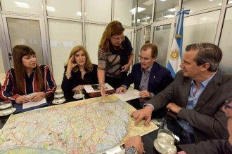 El ejecutivo provincial evalúa la asistencia a los afectados por las lluvias