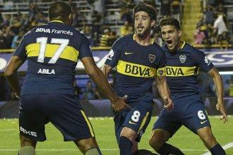 Con un 2 a 2, Boca se consagró bicampeón del fútbol argentino