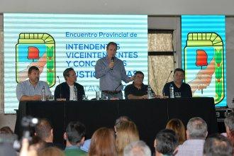 Bordet instó al peronismo a trabajar para seguir gobernando Entre Ríos en 2019