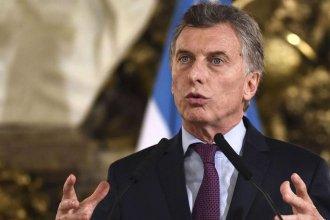 """Desde su cuenta de Twitter, Macri invitó a los entrerrianos a la """"marcha del sí se puede"""""""