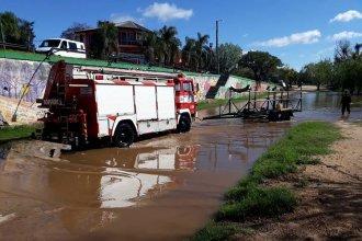Fuerte repunte del Río Uruguay: más de 2 metros en tres días